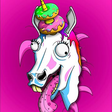 Silly Unicorn by justin-baker