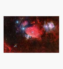 Orion Mosaic 32 Panel Photographic Print