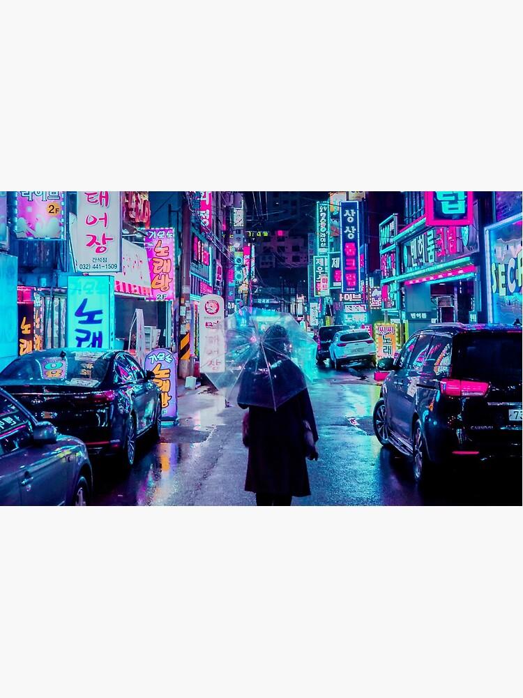 Incheon Rain 2 by Phrames