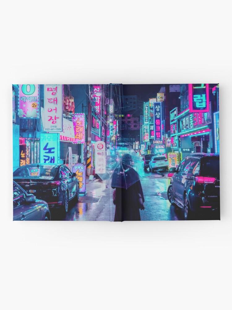 Alternate view of Incheon Rain 2 Hardcover Journal
