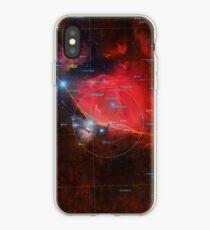 Vinilo o funda para iPhone Panel de Orion Mosaic 32 anotado