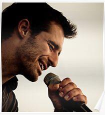 Felix sings Poster
