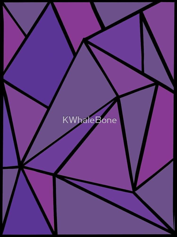 Geometric design by KWhaleBone