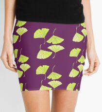 ginkgo leaf Mini Skirt