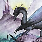 Morkeleb the Black by WaterRaven