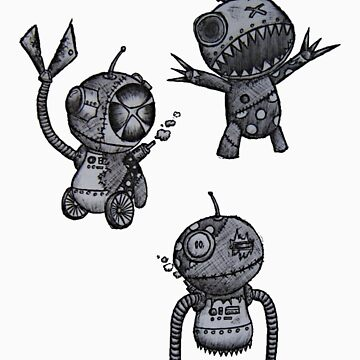 Voodoobots by toxicpirate