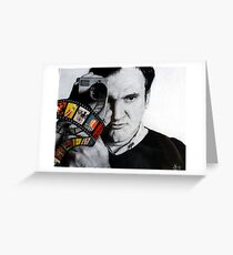 Tarantino Greeting Card