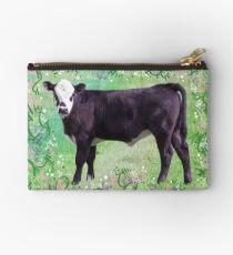 Charming Little Calf Studio Pouch