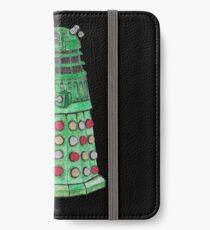 Christmas Dalek iPhone Wallet/Case/Skin