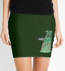 Christmas Dalek Mini Skirt