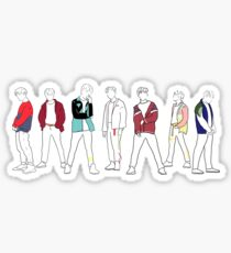 NCT DREAM GO Sticker