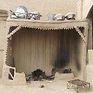 Rural area home interior Bar B Q in A village by HAMID IQBAL KHAN
