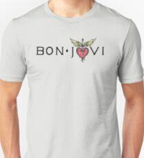 Bon Jovi Tour 2018 Unisex T-Shirt