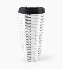 Excel Nightmare Travel Mug