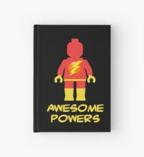 Lightning Minifig Awesome Powers Hardcover Journal