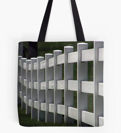 Boundaries Tote Bag
