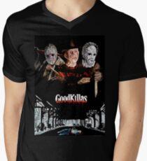 Goodkillas Mens V-Neck T-Shirt
