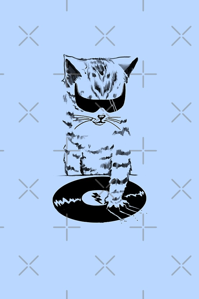 DJ Scratch by Elan Harris