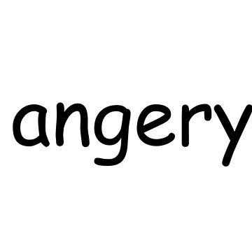 angery by Xuxm