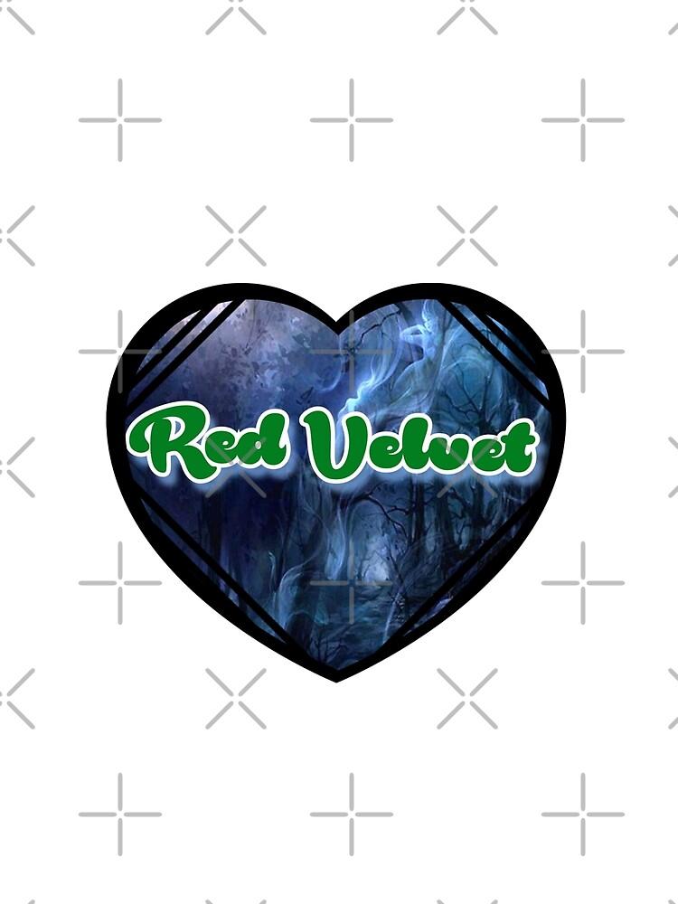 Red Velvet Logo by Lulu-Kim