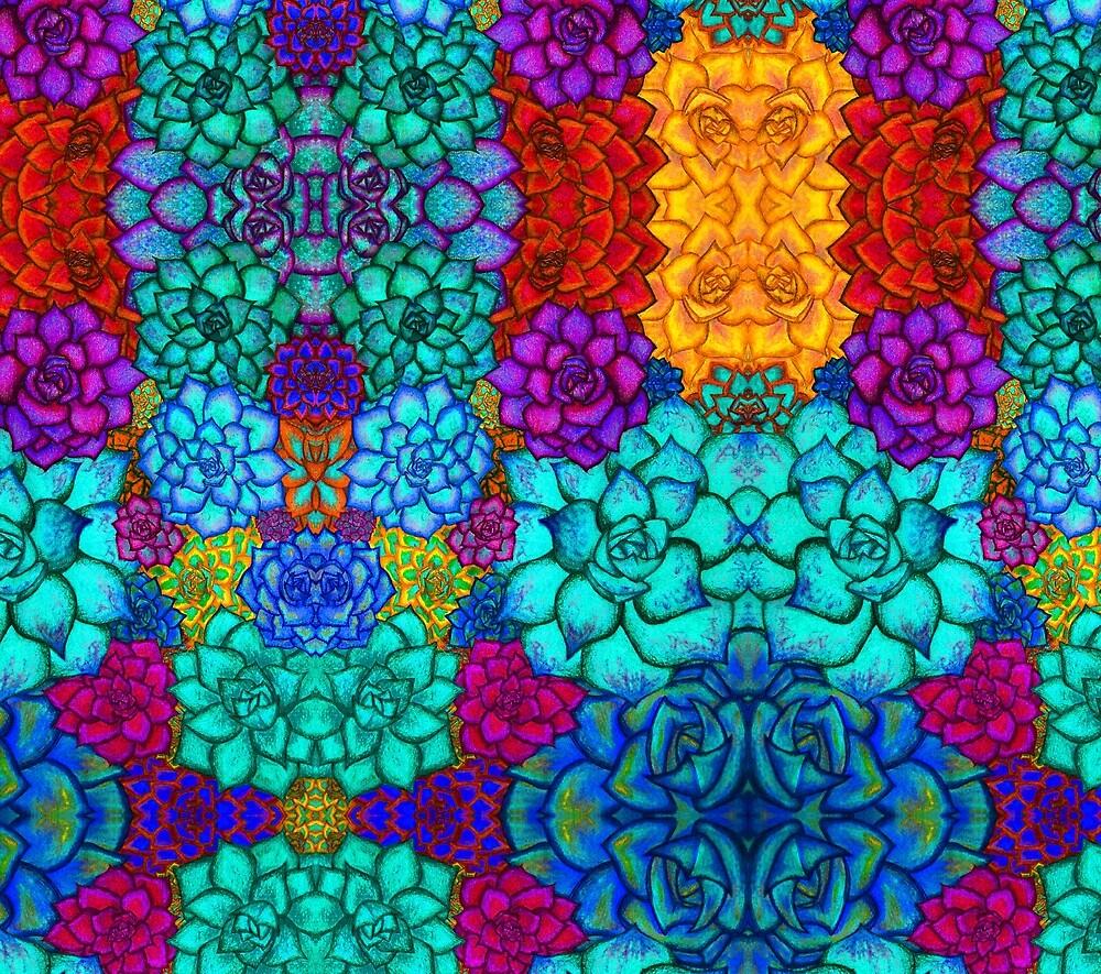 Succulents 2 by adamatilda