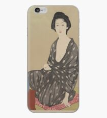 Geisha Historical Art Piece iPhone Case