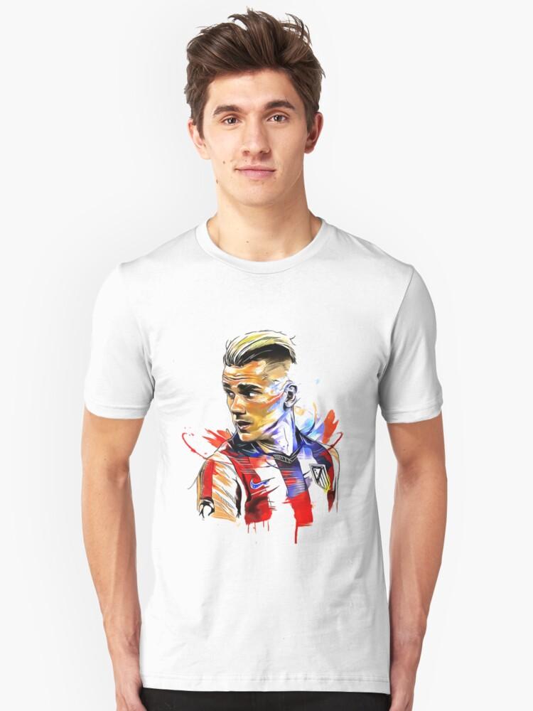 griezmann Unisex T-Shirt Front