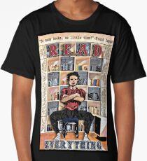 Read Everything Long T-Shirt
