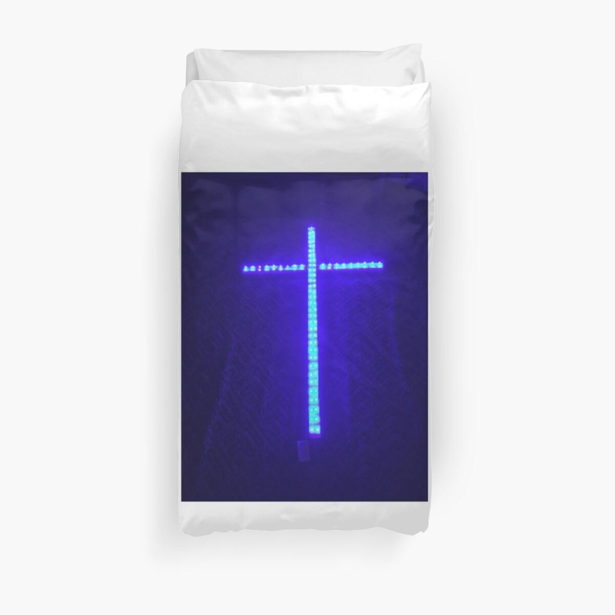 Cross of Lights by Nancy Wooldridge