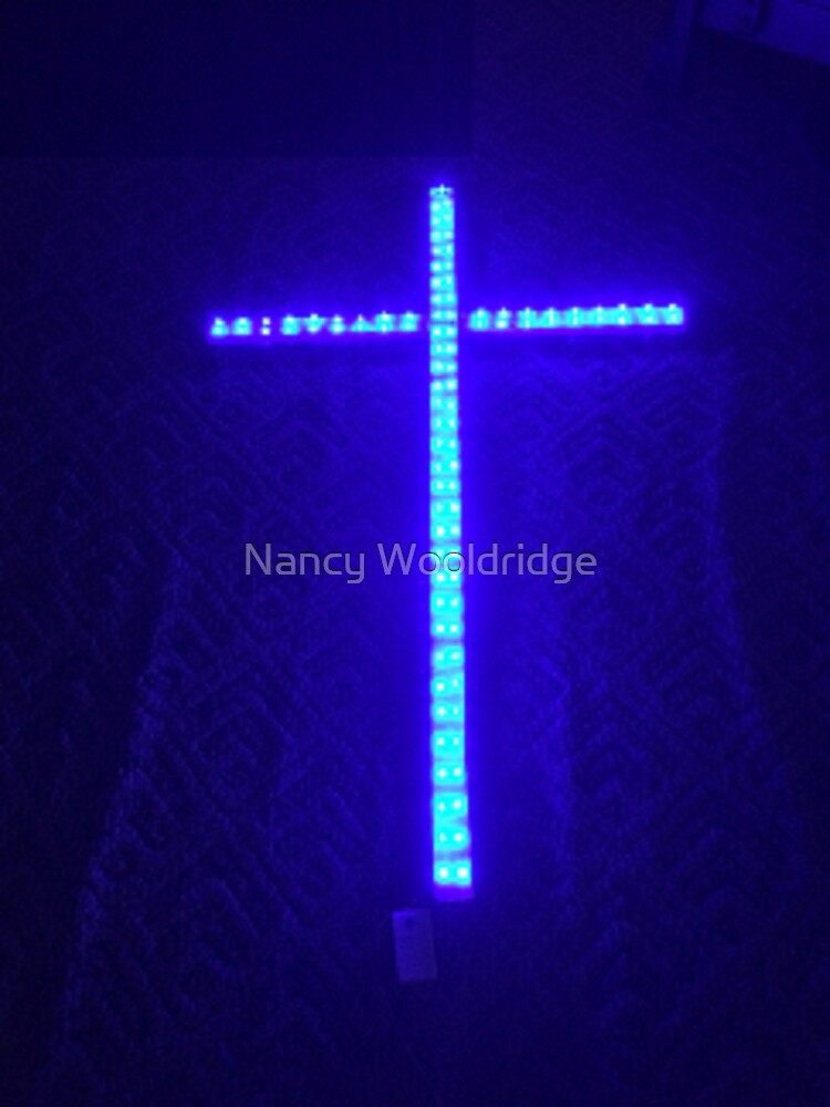 Cross of Lights by NWooldridge