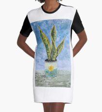 Sans II Graphic T-Shirt Dress