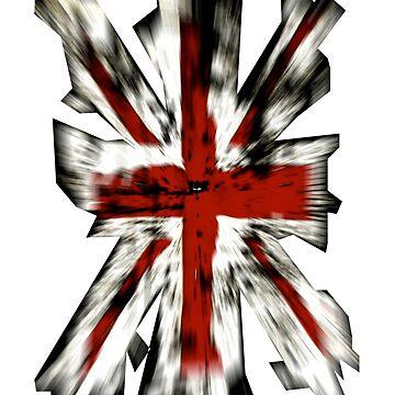 union jack by simeonrussell