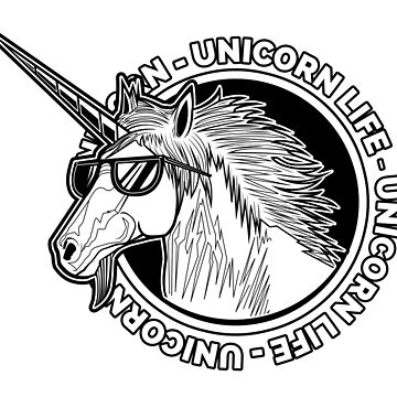 Unicorn Life by Adamzworld