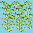 Treefrog Togs Two – Pattern by alannarwhitney