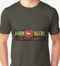 John Deere Camo sign. John Deere Farm Implements Unisex T-Shirt