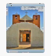San Geronimo Church Taos Pueblo iPad Case/Skin