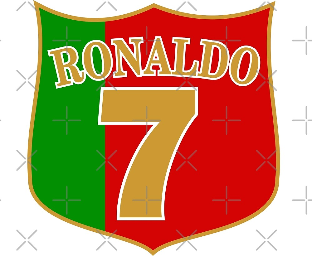 Cristiano Ronaldo 7 the Portugale by rplyidr