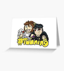 #Twinning [Kid Icarus: Uprising] Greeting Card