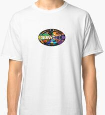 Survivor Logos Merged Classic T-Shirt