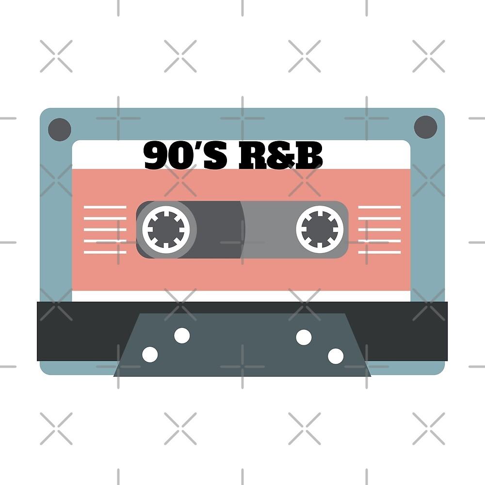 90's R&B Tape by Karl Perkins
