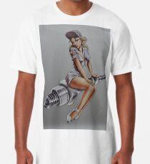Homage sticker for Jan Groot Long T-Shirt