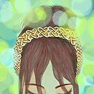 Celtic Girl by danita clark