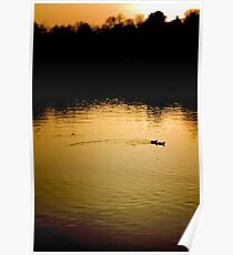 Wareham Sunset Poster