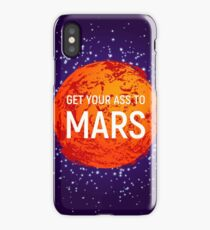 SPACE EXPLORATION 03, Planet Mars iPhone Case