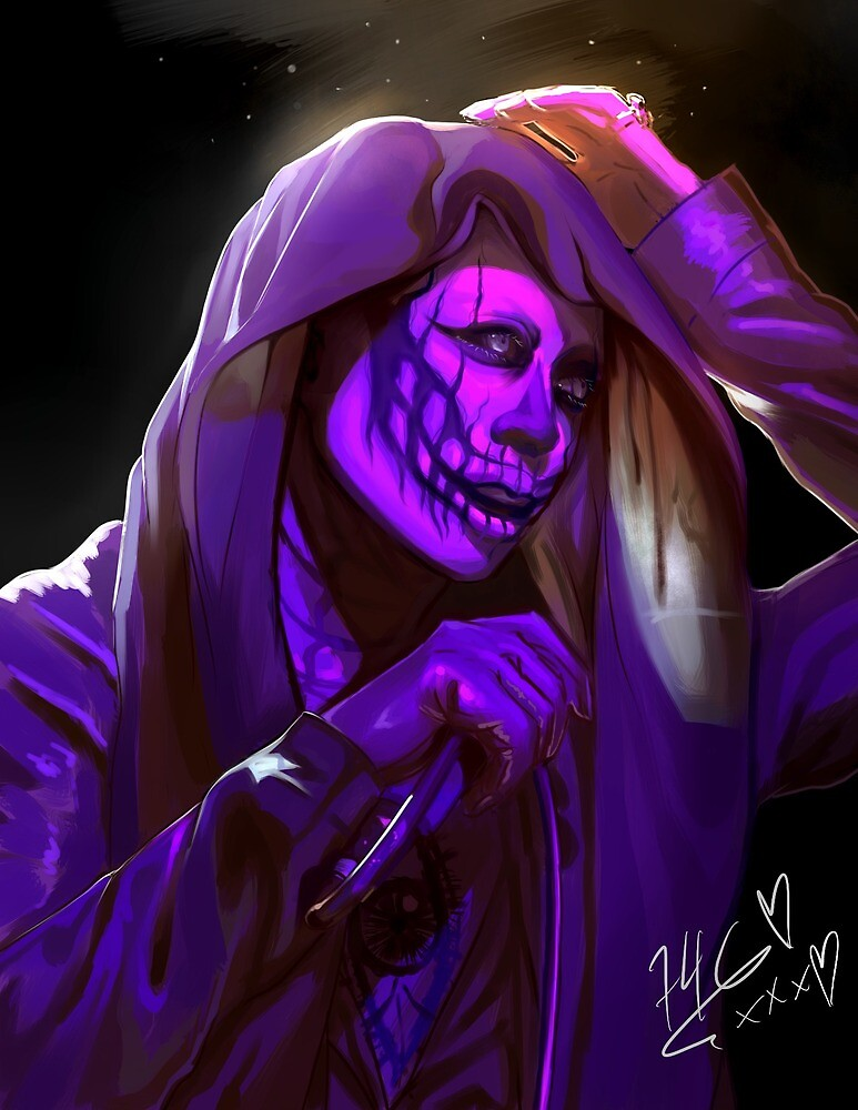 Singing Ghoul by Kanon746