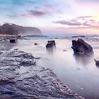 Turimetta Beach by STEPHEN GEORGIOU PHOTOGRAPHY