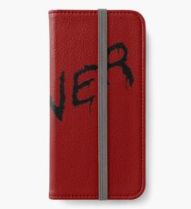 Sinner iPhone Wallet/Case/Skin