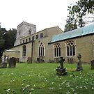 Saint Mary's Church: Stowe by CreativeEm