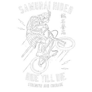 samurai rider by Angelagallen19