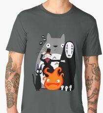 Ghibli'd Away Men's Premium T-Shirt